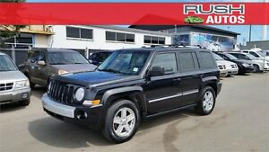 2010 Jeep Patriot Limited 4X4 **LEATHER, TOURING SUSPENSION**