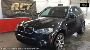 BMW X5 35I XDRIVE 2012 ,174000 KM ,3.0L TWIN TURBO ,AWD,GPS NAVI