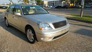 2003 Lexus LS 430 Premium FULLY LOADED VERY RELIABLE