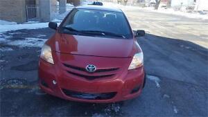 Toyota yaris 2008 automatique A/C pas de rouille 1.5l trs econo