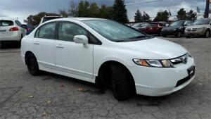 2007 Honda Civic Hybrid Electric, Certified with ONLY 115000Km!