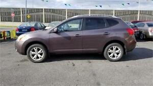 Nissan Rogue 2009 SL Toit ouvrant AWD Mags Hitch ***4500$***