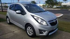 Be Quick - Auto - 2013 Holden Barina Spark - 1 Owner - Low Km's Westcourt Cairns City Preview