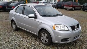 ** 2008 PONTIAC WAVE ** BRAND NEW TIRES ** FULLY INSPECTED **