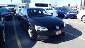 2013 Volkswagen Jetta Sedan Comfortline/AUTOMATIC/ NO ACCIDENT/