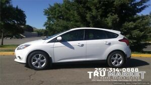 2014 Ford Focus {One Owner} Factory Warranty!! ONLY 42,000KM