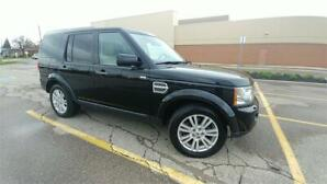 2010 Land Rover LR4 LUX 7SEATS