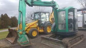 1996 Komatsu PC50U Excavator