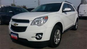 2013 Chevrolet Equinox LT ,Accident Free, One Owner, BACK-UP CAM