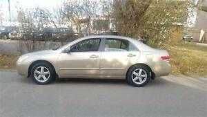 2003 Honda Accord EX P.LEATHER HEATED SEATS,P.SUNROOF,CERTIFIED