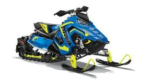 POLARIS SWITCHBACK PRO-X 2018 USAGÉ