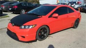 2006 Honda Civic EX, Fully Loaded, 5 speed manual, ONLY 113000km