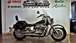 HONDA SHADOW 750 AERO 2008