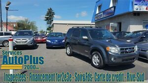 2008 Ford Escape XLT FULL - MAG - VENTE RAPIDE