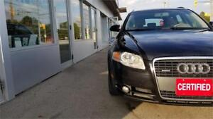 2007 Audi A4 AVANT 2.0T Quattro Accident Free, Fully Ceritified.
