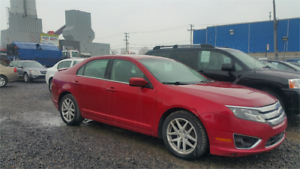 2010 Ford Fusion SEL SPORT 4 CYL GARANTIE 1 ANS SPECIAL