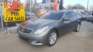 2010 INFINITI G37 Sedan Luxury|BACKU CAM|3 YEARS WARRANTY INCLU|