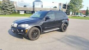 2009 BMW X5 48i|1Owner|Accident Free|Navi|7 Pass.|2nd Set Rims