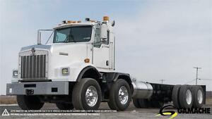 2005 KENWORTH T800B CAB & CHASSIS À VENDRE / TRUCK FOR SALE