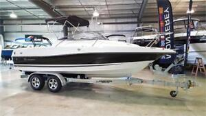 Campion 635i SC Allante Cuddy Cabin For Sale (2018) w/ Trailer
