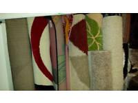 CLEARANCE Good quality shaggy rugs