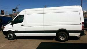 "2008 Dodge Sprinter 3500 , 45 in Stock, 170"", HIGH ROOF, DIESEL,"