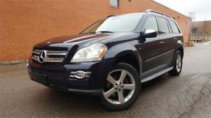2009 Mercedes-Benz GL-Class 3.0L BlueTEC, NO ACCIDENTS!!LOW KM'S