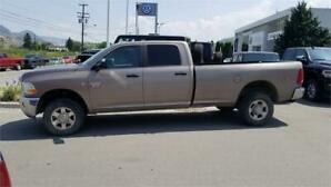 2010 DODGE RAM 3500 6.7 CUMMINS LONG BOX CREW 4X4 SLT 215K