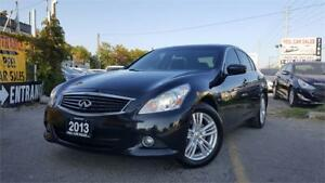 2013 INFINITI G37 Sedan Luxury AWD | ACCIDENT FREE