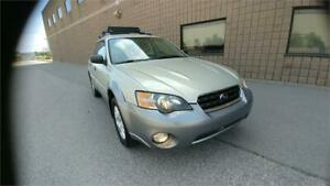 2005 Subaru Outback 2.5i | Loaded | 2 sets of wheels | CERTIFIED