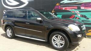 2009 Mercedes-Benz GL450 4Matic AWD*3rd Row*Leather*Sunroof
