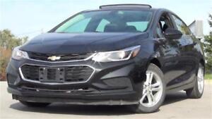 2017 Chevrolet Cruze LT Sunroof Heated Seats Remote Start Bose