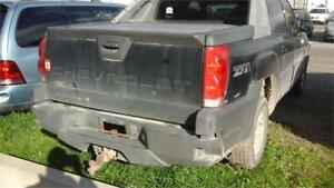 2003 Chevrolet Avalanche as traded as.is deal winter beater