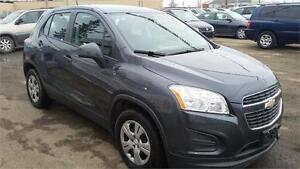 2013 Chevrolet Trax LS 5 SPEED 1.4L 4 CYLINDER $62 B/WEEKLY