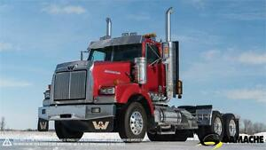 2012 WESTERN STAR 4900SA À VENDRE / DAY CAB TRACTOR FOR SALE