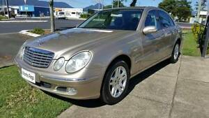 Affordable Luxury - 2002 Mercedes-Benz E240 - Finance Available Westcourt Cairns City Preview