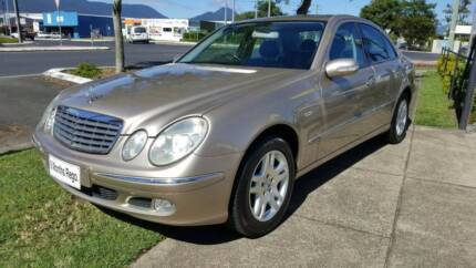 Affordable Luxury - 2002 Mercedes-Benz E240 - Finance Available
