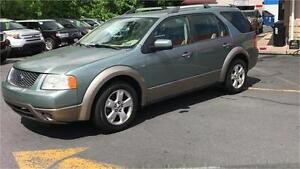 *** 2006 FORD FREESTYLE SEL ** AWD ** 7 PASSENGER **