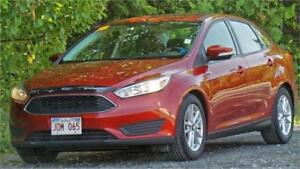 2015 Ford Focus SE  - $60 a week! Manager's Special!!