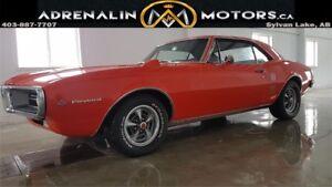 1967 Pontiac Firebird Sprint 6 PRICE REDUCED!!