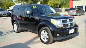 2007 Dodge Nitro SLT 4WD **ONLY 140,000kms!**