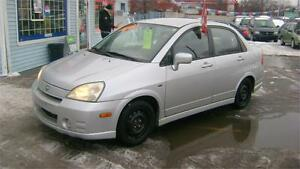 2004 Suzuki Aerio ***ALL WHEEL DRIVE***