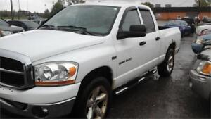 2006 Dodge Ram 1500 ST runs and drives as.is deal in welland 4x4