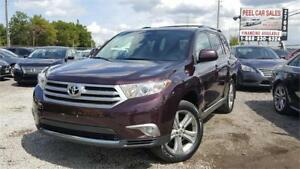 2013 Toyota Highlander|LEATHER|SUNROOF|