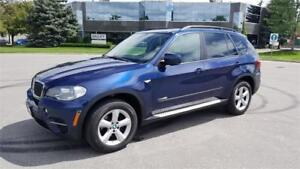2012 BMW X5 35i AWD | Navi | Pano Roof | 360 Camera | PDC
