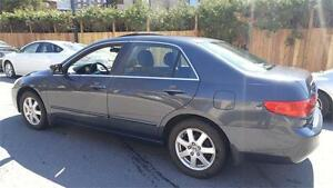 2005 Honda Berline Accord EX