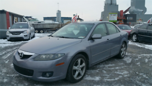 2006 Mazda Mazda6 AUTOMATIC BAS KM GARANTIE 1 ANS