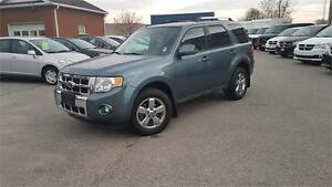 2011 Ford Escape Limited LEATHER/ SUNROOF Cambridge Kitchener Area image 1
