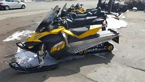 2009 SKIDOO MXZ 600 ETEC, RENEGADE VERY CLEAN LOTTS OF NEW PARTS