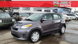 2008 Scion xD FWD **MANUAL, PREMIUM AUDIO, 60/40 SPLIT FOLD**
